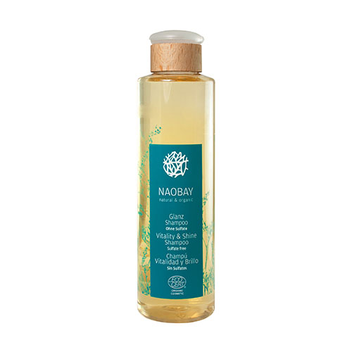 00231-ECOCERT CHAMPÚ VITALITY AND SHINE 250ML